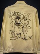 WEIRDO  MOUSE WEIRDO - JACKET (WHITE)