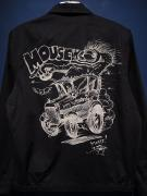 WEIRDO  MOUSE HOTROD - JACKET (BLACK)