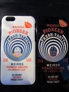 WEIRDO  WRD iPhone case - PIONEER (iPhone 6 / 7)