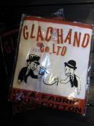 GLADHAND DROP STITCH HENRY T-SHIRTS