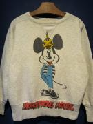 "【USED】Vinny ""MONSTROUS MOUSE""  SWEAT"