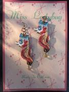 Miss Ladybug M.L SEAHORCE EARRING
