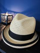 GANGSTERVILLE  G.V. PANAMA HAT (NATURAL)