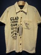 BY GLADHAND  GLAD CHEWING GUM - SHIRTS (IVORY)