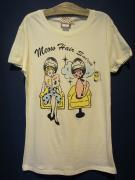 Miss Ladybug M.L TEE SHIRTS  (Meow hair salon)
