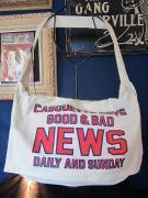 "5WHISTLE / ""CASQUETTE BOYS"" NEWS BAG"
