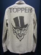 """Vinny """"TOPPER"""" SHIRTS"""