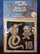 North No Name FELT PATCH (16)