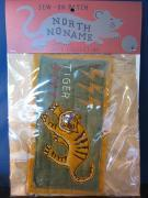 North No Name FELT PATCH (タイガア)