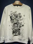 "Vinny×EDWARD LOW ""THE LOWS"" SWEAT (OATMEAL)"
