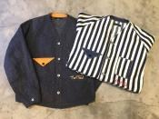 【予約】NORTH NO NAME/ LAUNDRY MAN JACKET