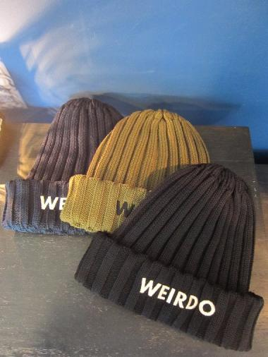 WEIRDO - SUMMER KNIT CAP