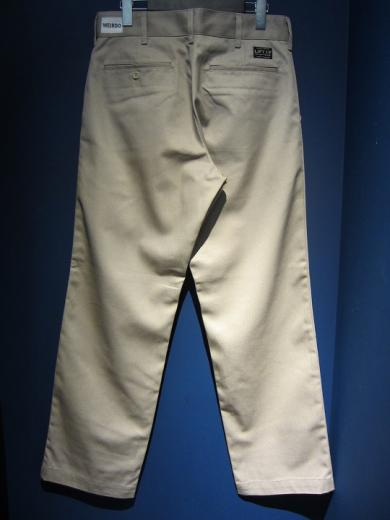 WEIRDO W&L UP PANTS (BEIGE)