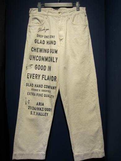 BY GLADHAND  GLAD CHEWING GUM - PANTS (IVORY)