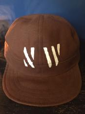NORTH NO NAME/ WWⅡ CAP (BROWN)