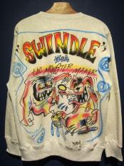 "Wino ""SWINDLE 7th""the MONSTER MAKER SWEAT(E)Size:L"
