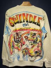 "Wino ""SWINDLE 7th""the MONSTER MAKER SWEAT(D)Size:M"