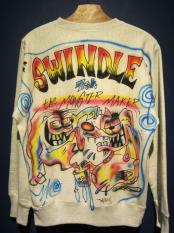 "Wino ""SWINDLE 7th""the MONSTER MAKER SWEAT(B)Size:M"