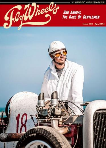 Fly Wheels /Issue #28 Apr,2014