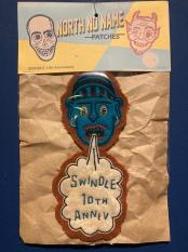 NORTH NO NAME×SWINDLE 10th  FELT PATCH (10th)