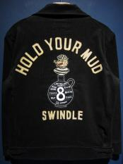 NORTH NO NAME×SWINDLE 8th CORDUROY JACKET 2nd Type