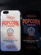 WEIRDO  WRD iPhone case - POPCORN (iPhone 6 / 7)
