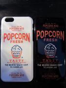 WEIRDO  WRD iPhone case - POPCORN (iPhone 6 / 7)