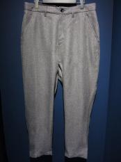 WEIRDO W&L UP - SLACKS (GRAY)