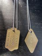 GLAD HAND & Co. GH TAG - NECKLACE