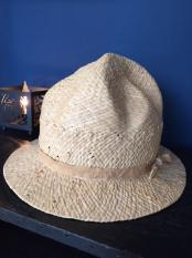 GAVIAL / Mountain straw hat (NATURAL)
