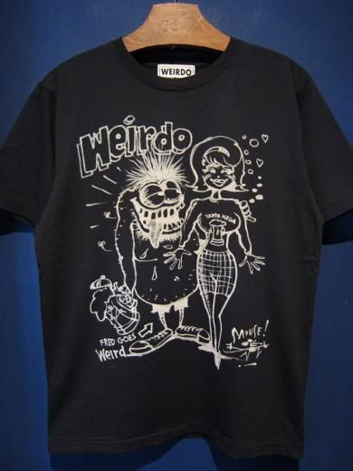 WEIRDO  MOUSE WEIRDO (BLACK)