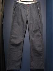 NORTH NO NAME   NNN TROUSERS (INDIGO)