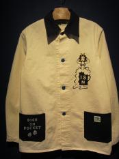 5WHISTLE /  TWO TONE BEER JACKET