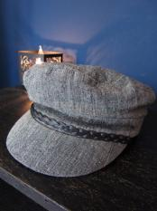 THE H.W.DOG&CO.  MARIN CAP (GRAY)