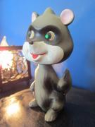 Vintage / Raccoon  BOBBLE HEAD /アライグマ