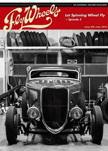 Fly Wheels /Issue #35 June, 2015