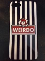 WEIRDO  WRD iPhone case - WINDY'S
