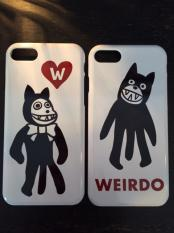 WEIRDO  WRD iPhone case - FOLLIES