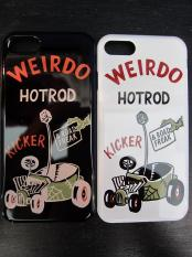 WEIRDO  WRD iPhone case - KICKER
