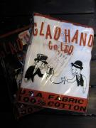 GLADHAND DROP STITCH TANK-TOP