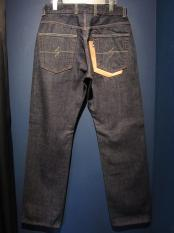 GAVIAL / wide denim pants OW
