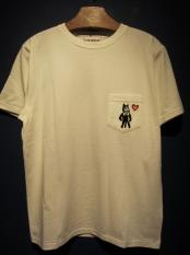 WEIRDO  HEART OF FOLLIES DAILY - S/S T-SH (WHITE)