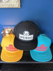 WEIRDO  WINDY'S - MESH CAP
