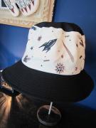 WEIRDO  ROCKET - HAT (BLACK)