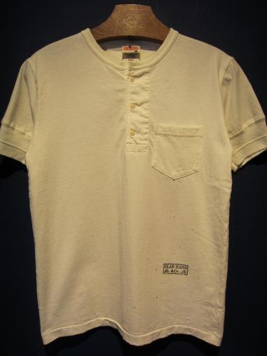 GLAD HAND STANDARD HENRY POCKET T-SHIRTS (USED)