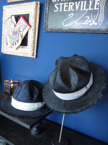 GAVIAL / mountain straw hat