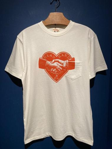 GLAD HAND / HEARTLAND - S/S T-SHIRTS