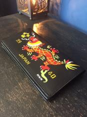 "NORTH NO NAME/SOUVENIR WALLET ""DRAGON"""