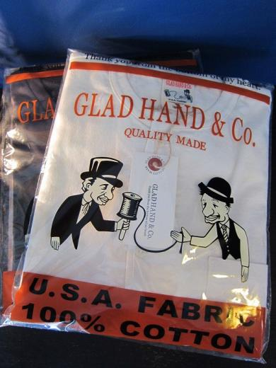 GLAD HAND STANDARD HENRY POCKET T