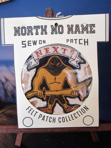 North No Name FELT PATCH (NEXT?)